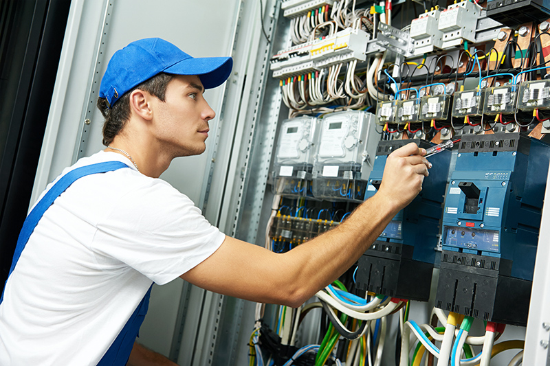 Domestic Electrician in Sheffield South Yorkshire