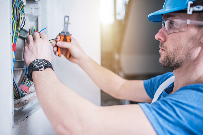 Electrician Qualifications in Sheffield South Yorkshire