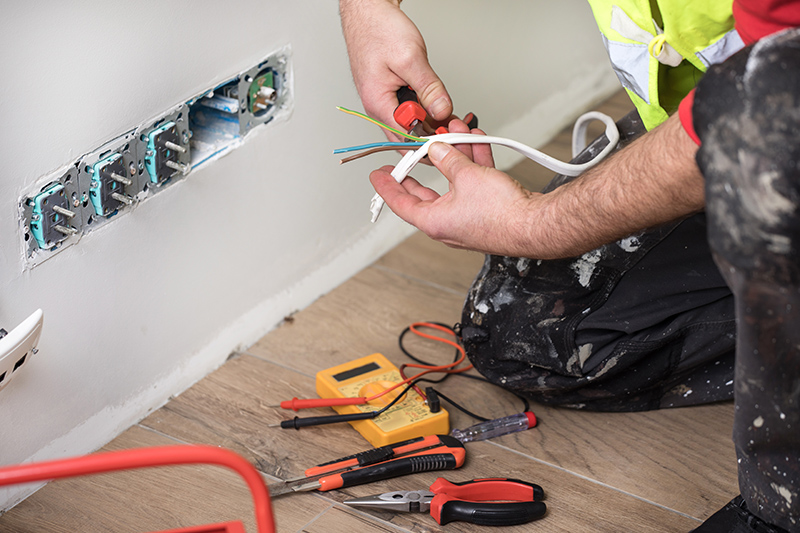 Emergency Electrician in Sheffield South Yorkshire
